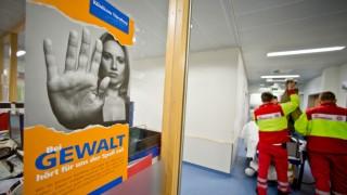 Gewalt im Krankenhaus