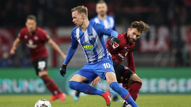 1. FC Nuernberg v Hertha BSC - Bundesliga