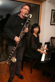 Jazzkonzert mit Ullen und Schindler