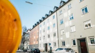 Hohenzollernkarree Schwabing Sanierung