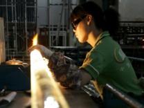 Trotz grüner Energien heizt China Klima an