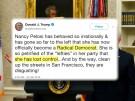 Trump schimpft auf Demokraten (Vorschaubild)