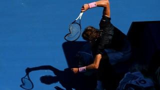 Alexander Zverev bei den Australian Open 2019