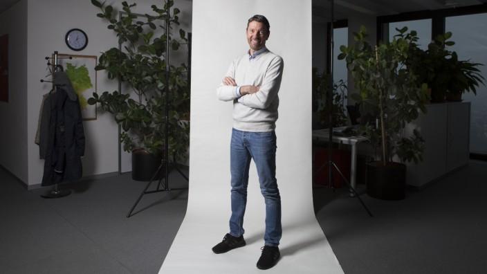 Adidas AG Vorstandsvorsitzender Kasper Rorsted, Kasper Rørsted, 2017