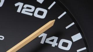Tachometer auf 130; Tempolimit - Tacho auf 130