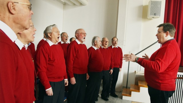 100 Jahre Männerchor