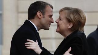 Macron Merkel Freundschaftsvertrag