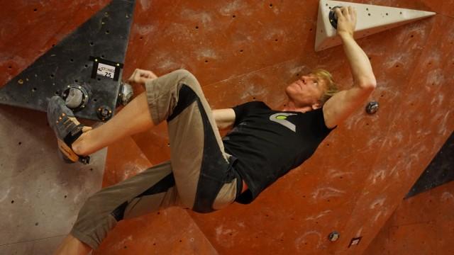 Klettergeschichte über Andreas Krause aus Stockdorf