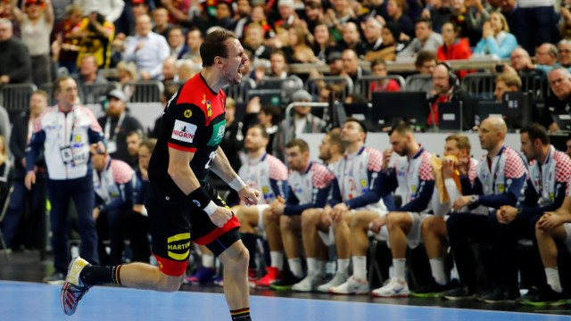 IHF Handball World Championship - Germany & Denmark 2019 - Main Round Group 1 - Croatia v Germany