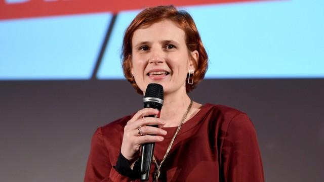"""Katja Kipping, Vorsitzende von """"Die Linke"""""""