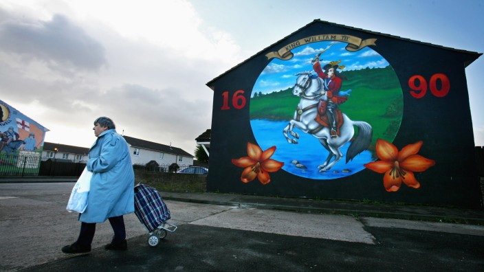 Shootings Attempt To Destabilise The Northern Ireland Peace Process