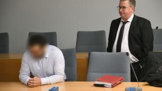 Burbach-Prozess - Ex-Heimleiter im Gerichtssaal