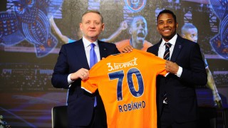 Basaksehir Football team new player Robinho Sign a contract with Basaksehir Istanbul Turkey Ja