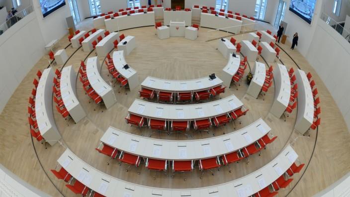 Landtag Brandenburg - Konstituierung