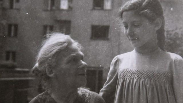 Geschichte Zeitzeugin Hilde Grünberg