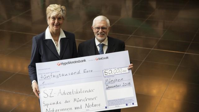 Anita Niedermeier und Ludwig Thiede