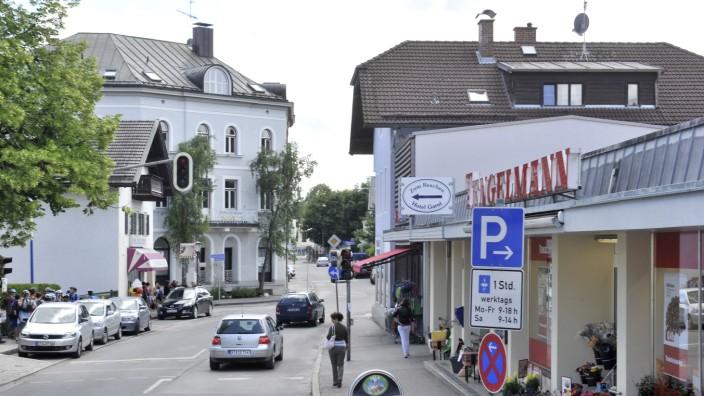Tutzing Hauptstraße