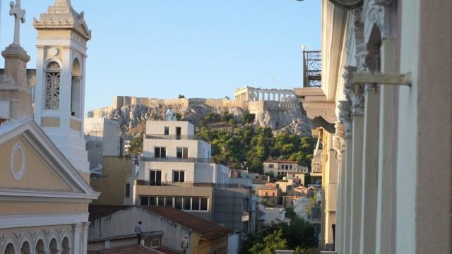 Politik Griechenland Verkauf von Aufenthaltstiteln