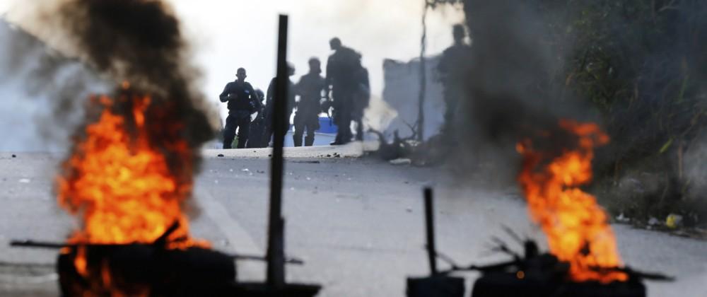 Venezuela - Proteste in Caracas 2019