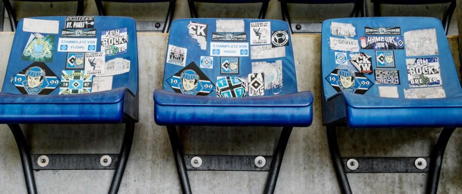 Das Hoffen und Bangen der HSV-Fans