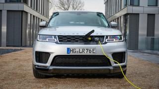 Elektromobilität und alternative Antriebe Plug-in-Hybrid von Jaguar