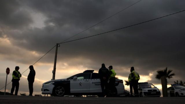 Unglück und Unfall Verunglückter Junge in Spanien