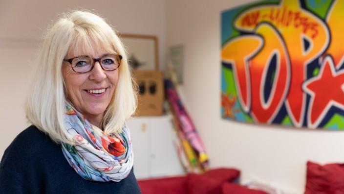 Ulrike Scheele vom Kinderschutzbund am 23.01.2019 in München.