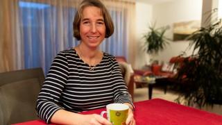 Ulrike Bystricky von 'Dein Nachbar' am 23.01.2019 in München.