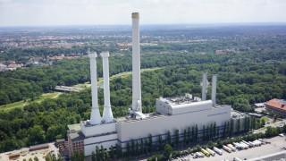 Süddeutsche Zeitung München Kraftwerk an der Isar