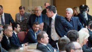 Eklat im bayerischen Landtag: AfD-Abgeordnete verlassen bei der Rede von Charlotte Knobloch den Saal.
