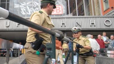 Stadtleben Sicherheitslage in München