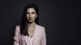 Frauen und Karriere Unternehmerin Aya Jaff