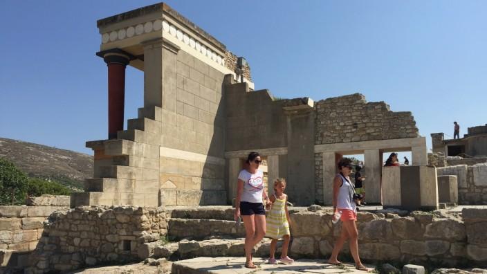 Travel Destination: Crete