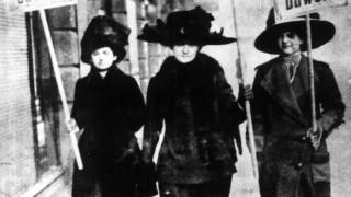 100 Jahre Frauenwahlrecht - USPD