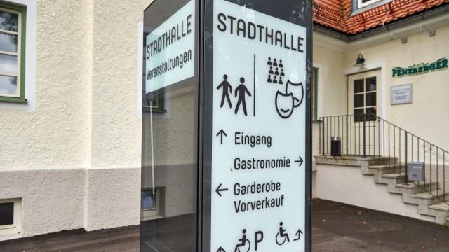 Stadthalle Penzberg