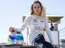 Motorsport DTM Saison 2018 2019 Rennen Sonntag 15 07 2018 in Zandvoort Nordholland Niederland; Sophia Flörsch Formel 3