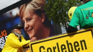Bundestagswahlkampf Endlager-Debatte