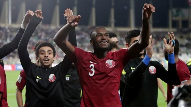 AFC Asian Cup - Round of 16 - Qatar v Iraq