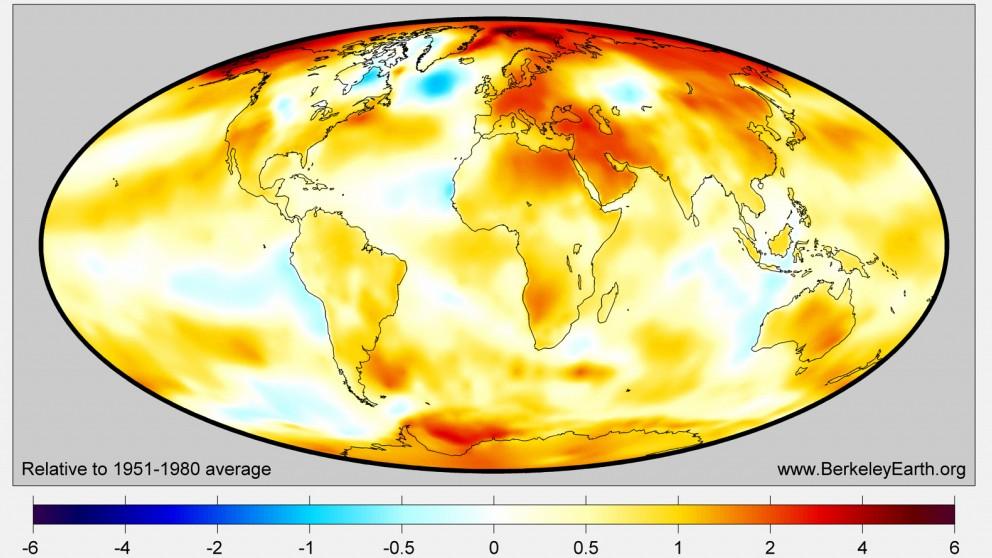Klimawandel: 2018 heißestes Jahr in Deutschland