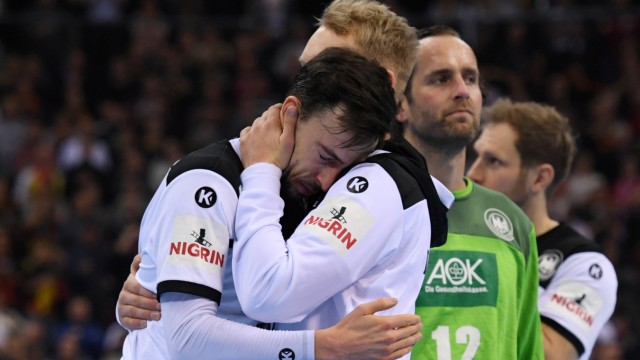 IHF Handball World Championship - Germany & Denmark 2019 - Semi Final - Germany v Norway