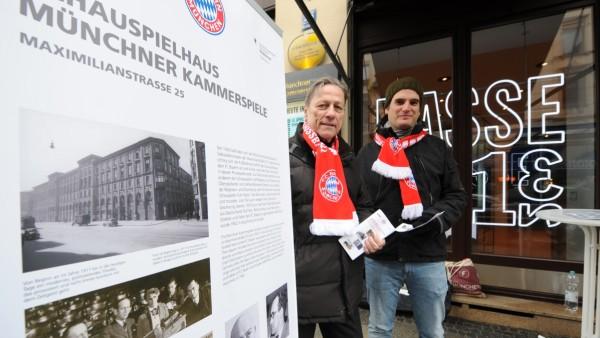 Holocaust-Gedenktag FC Bayern