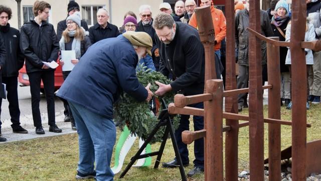 Gedenkfeier Gröbenzell