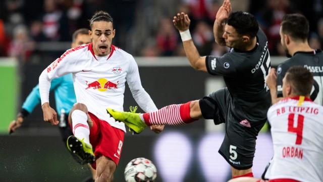 Fortuna Düsseldorf - RB Leipzig