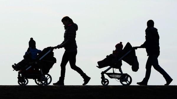 Bilanz Elterngeld für Thüringer Familien