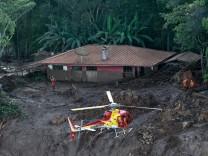 Dammbruch Brasilien Schlammlawine