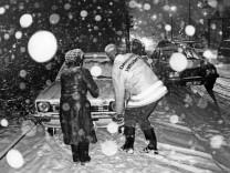 Stadtverkehr und Überlandverkehr im Winter 1980 bis 1999