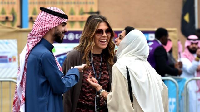 Saudi-Arabien Saudi-Arabien
