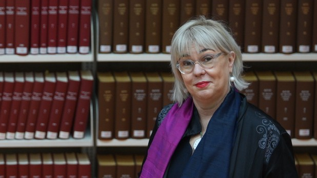 Andrea Petö Ungarn Wissenschaftlerin
