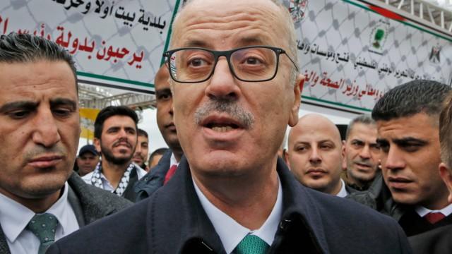 Politik Palästina