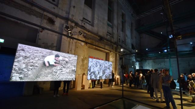 Debütantenausstellung der Kunstakademie München, 2018
